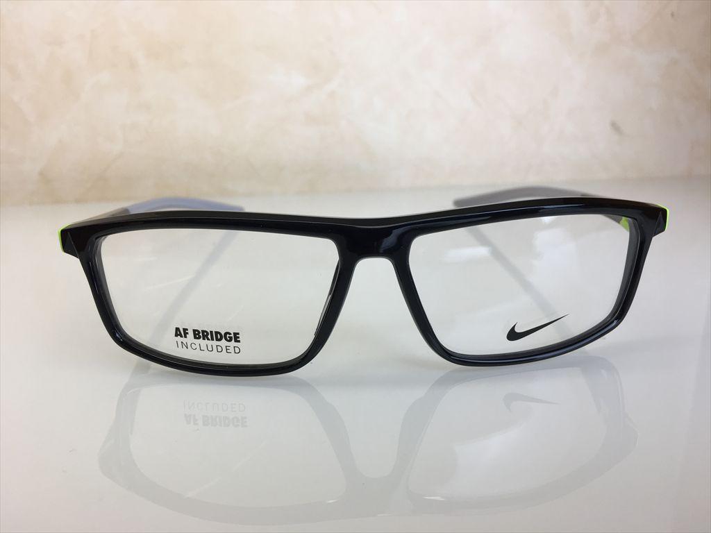 画像2: NIKE(ナイキ) スポーツ系メガネフレーム 56サイズ 新品