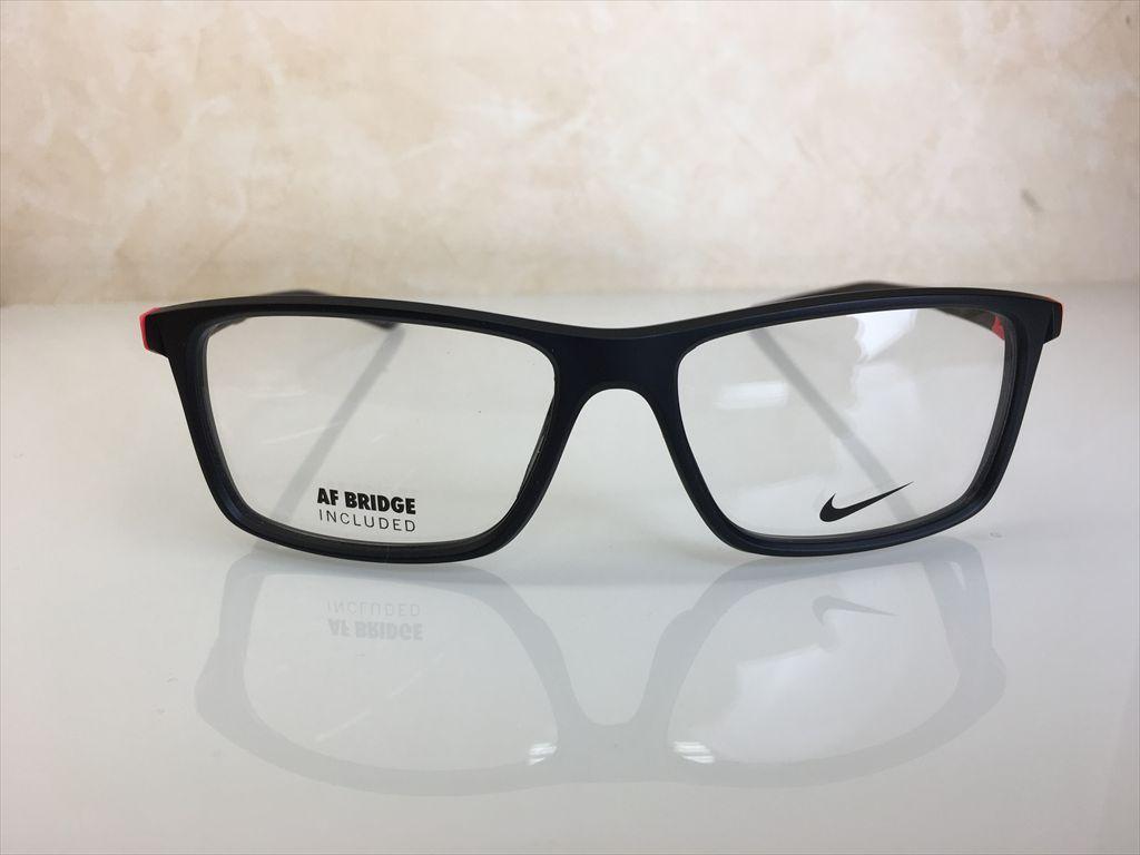 画像2: NIKE(ナイキ) スポーツ系メガネフレーム 54サイズ 新品