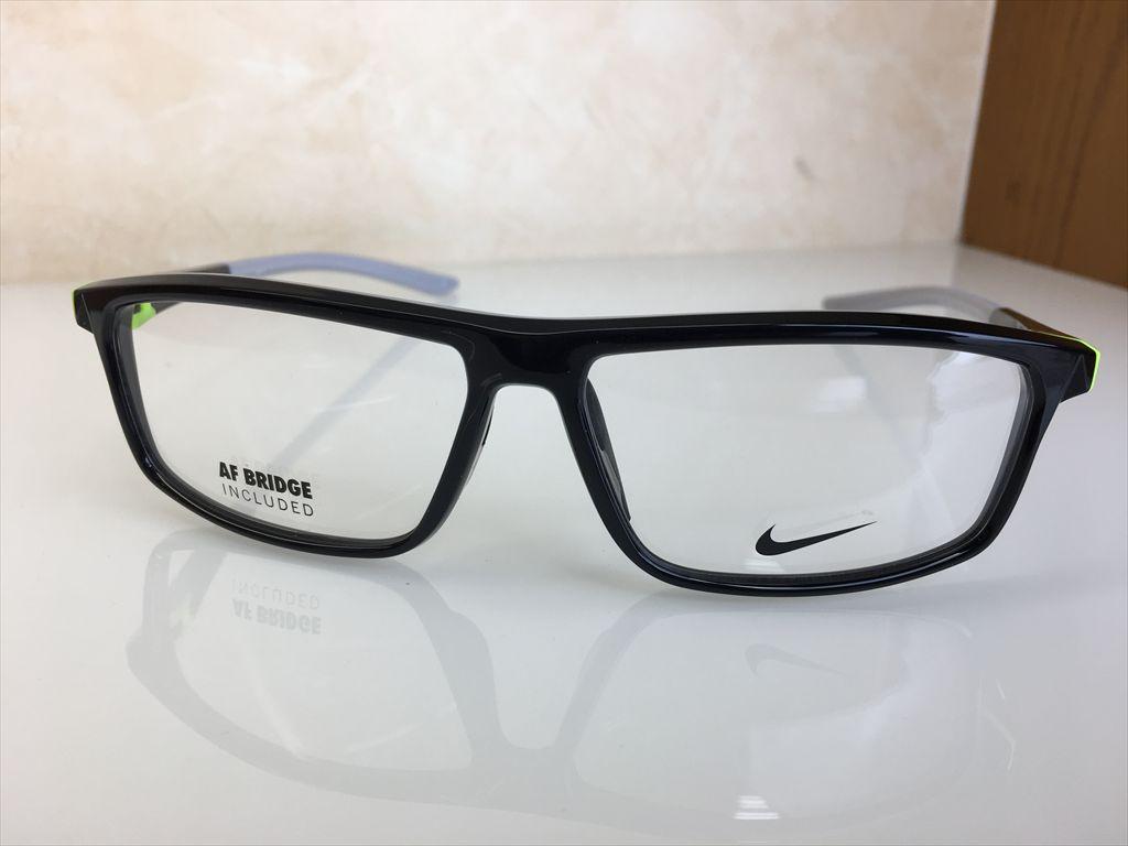 画像5: NIKE(ナイキ) スポーツ系メガネフレーム 56サイズ 新品