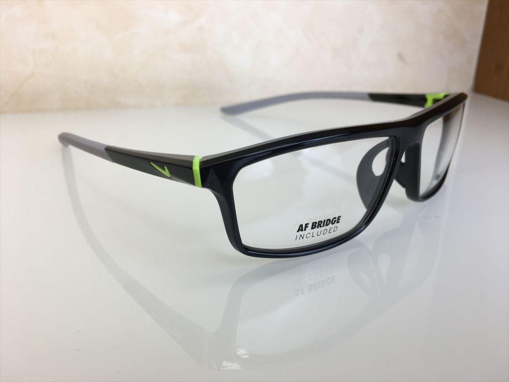 画像3: NIKE(ナイキ) スポーツ系メガネフレーム 56サイズ 新品
