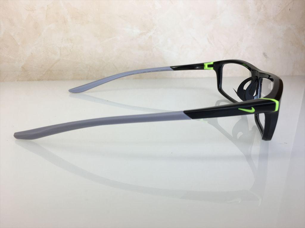 画像4: NIKE(ナイキ) スポーツ系メガネフレーム 56サイズ 新品