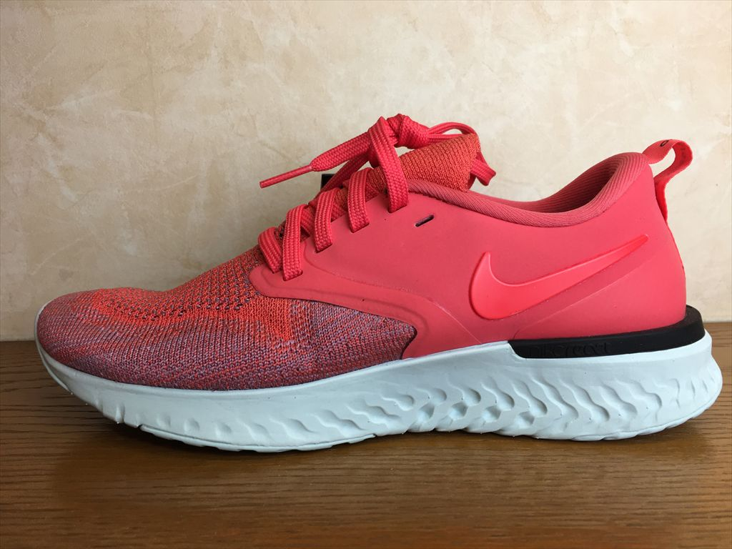 画像1: NIKE(ナイキ)  ODYSSEY REACT 2 FLYKNIT(オデッセイリアクト2フライニット) スニーカー 靴 ウィメンズ 新品 (100)