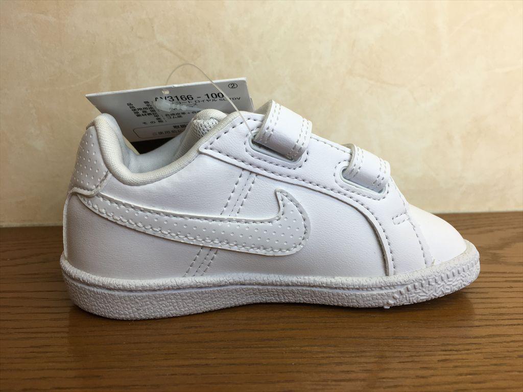 画像2: NIKE(ナイキ) COURT ROYALE SL TDV(コートロイヤルSLTDV) スニーカー 靴 ベビーシューズ 新品 (109)