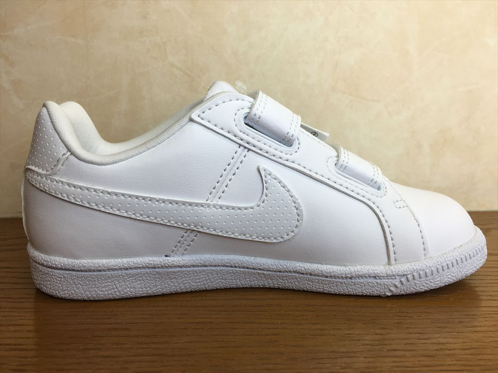 画像2: NIKE(ナイキ) COURT ROYALE SL PSV(コートロイヤルSL PSV) スニーカー 靴 ジュニア 新品 (112)