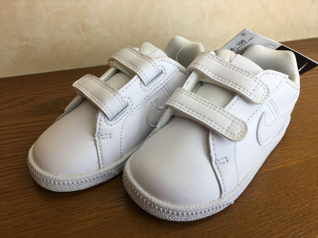 画像4: NIKE(ナイキ) COURT ROYALE SL TDV(コートロイヤルSLTDV) スニーカー 靴 ベビーシューズ 新品 (109)
