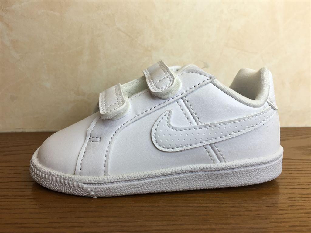 画像1: NIKE(ナイキ) COURT ROYALE SL TDV(コートロイヤルSLTDV) スニーカー 靴 ベビーシューズ 新品 (109)