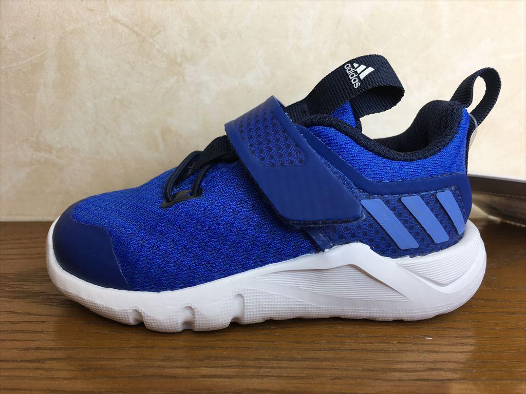 画像1: adidas(アディダス)  RapidaFlex EI 1(ラピダフレックスEI 1) スニーカー 靴 ベビーシューズ 新品 (132)