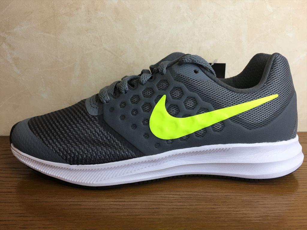 画像1: NIKE(ナイキ) DOWNSHIFTER 7 GS(ダウンシフター7GS) スニーカー 靴 ジュニア 新品 (149)
