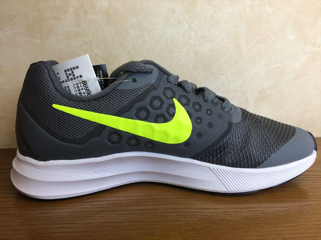 画像2: NIKE(ナイキ) DOWNSHIFTER 7 GS(ダウンシフター7GS) スニーカー 靴 ジュニア 新品 (149)