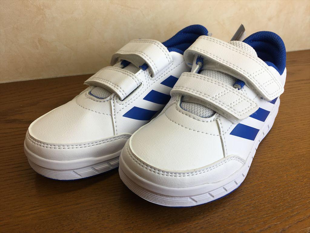 画像4: adidas(アディダス)  AltaSport CF K(アルタスポーツ CF K) スニーカー 靴 キッズ・ジュニア 新品 (154)