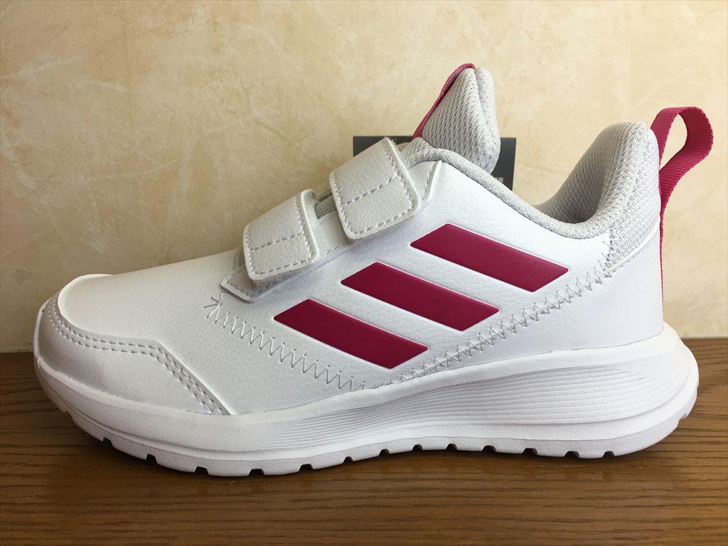 画像1: adidas(アディダス)  AltaRun CF K(アルタラン CF K) スニーカー 靴 キッズ・ジュニア 新品 (155)