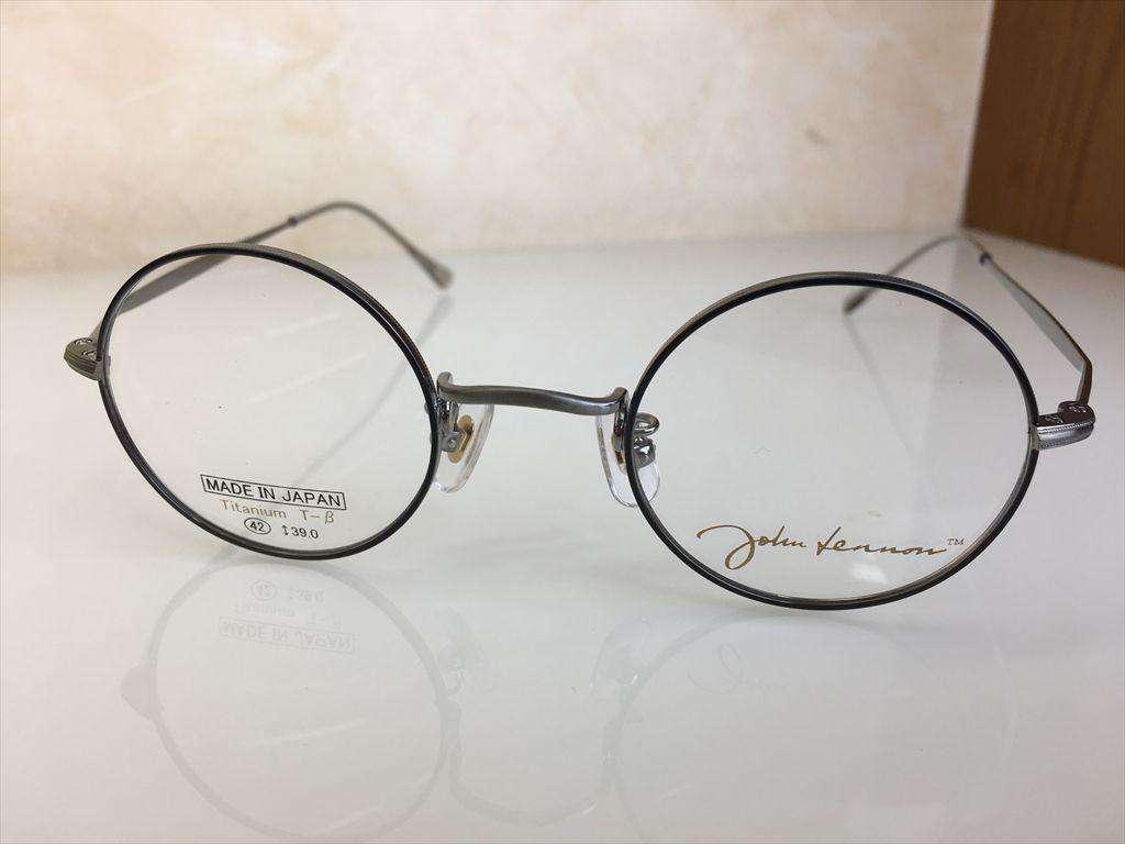 画像5: John Lennon(ジョンレノン) 丸型メガネフレーム 42サイズ 新品