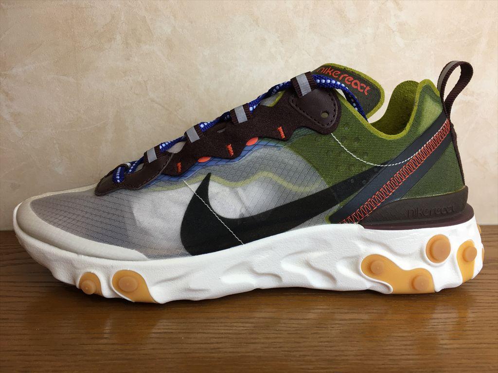 画像1: NIKE(ナイキ)  REACT ELEMENT 87(リアクトエレメント87) スニーカー 靴 メンズ 新品 (181)