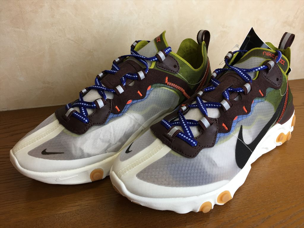 画像4: NIKE(ナイキ)  REACT ELEMENT 87(リアクトエレメント87) スニーカー 靴 メンズ 新品 (181)