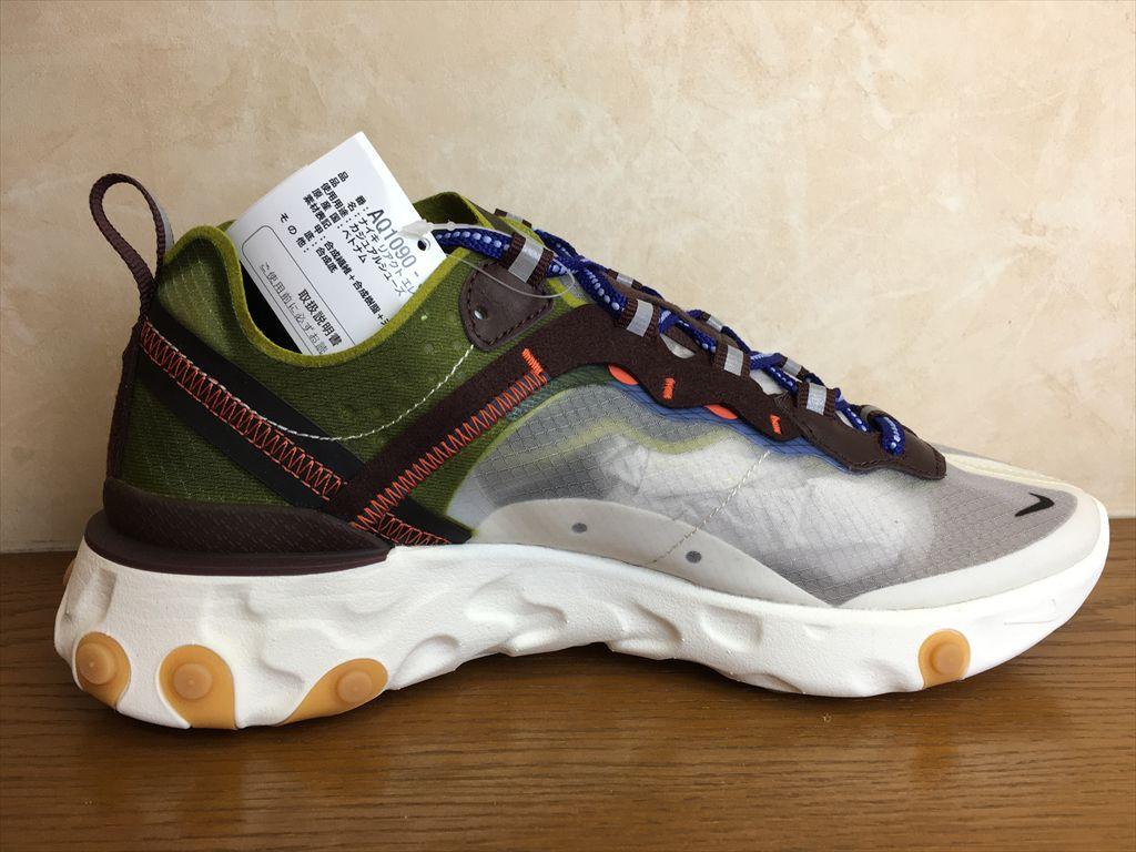 画像2: NIKE(ナイキ)  REACT ELEMENT 87(リアクトエレメント87) スニーカー 靴 メンズ 新品 (181)