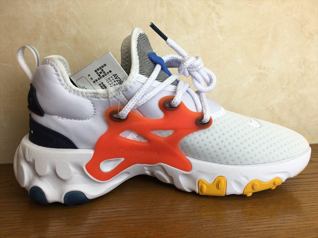 画像2: NIKE(ナイキ)  REACT PRESTO(リアクトプレスト) スニーカー 靴 メンズ 新品 外箱なし (186)