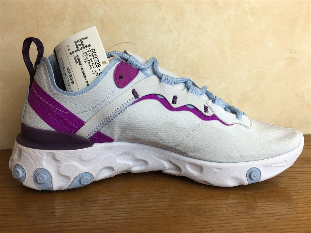 画像2: NIKE(ナイキ)  REACT ELEMENT 55(リアクトエレメント55) スニーカー 靴 ウィメンズ 新品 (211)