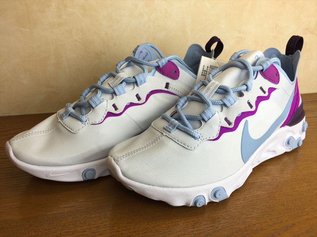 画像4: NIKE(ナイキ)  REACT ELEMENT 55(リアクトエレメント55) スニーカー 靴 ウィメンズ 新品 (211)