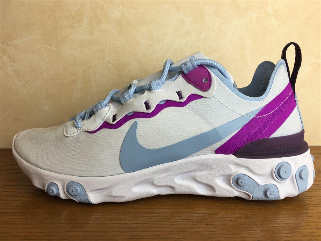 画像1: NIKE(ナイキ)  REACT ELEMENT 55(リアクトエレメント55) スニーカー 靴 ウィメンズ 新品 (211)