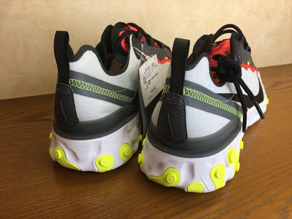 画像5: NIKE(ナイキ)  REACT ELEMENT 55 SE(リアクトエレメント55SE) スニーカー 靴 メンズ 新品 (225)