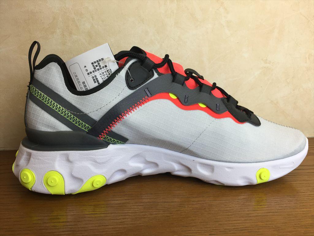 画像2: NIKE(ナイキ)  REACT ELEMENT 55 SE(リアクトエレメント55SE) スニーカー 靴 メンズ 新品 (225)