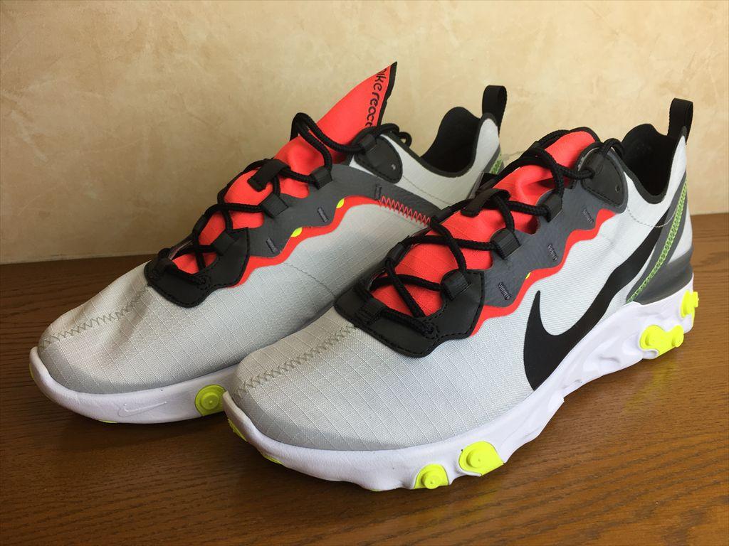 画像4: NIKE(ナイキ)  REACT ELEMENT 55 SE(リアクトエレメント55SE) スニーカー 靴 メンズ 新品 (225)