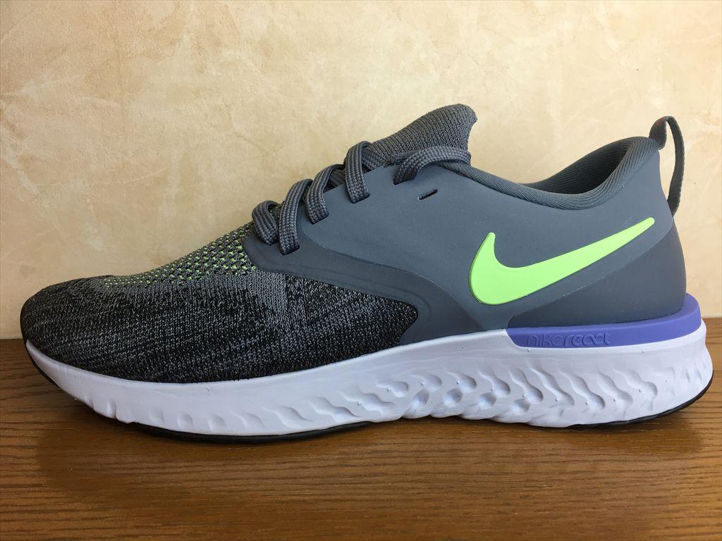 画像1: NIKE(ナイキ)  ODYSSEY REACT 2 FLYKNIT(オデッセイリアクト2フライニット) スニーカー 靴 メンズ 新品 (248)