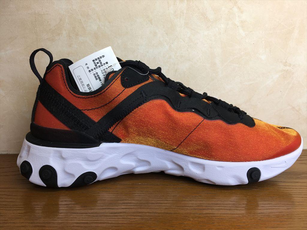 画像2: NIKE(ナイキ)  REACT ELEMENT 55 PRM(リアクトエレメント55PRM) スニーカー 靴 メンズ 新品 (284)