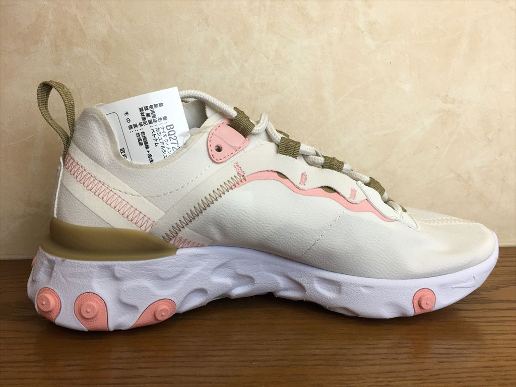 画像2: NIKE(ナイキ)  REACT ELEMENT 55(リアクトエレメント55) スニーカー 靴 ウィメンズ 新品 (328)