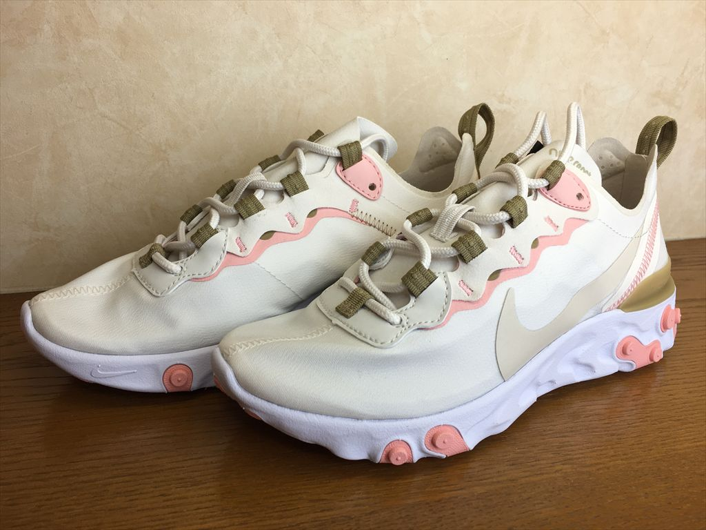 画像4: NIKE(ナイキ)  REACT ELEMENT 55(リアクトエレメント55) スニーカー 靴 ウィメンズ 新品 (328)