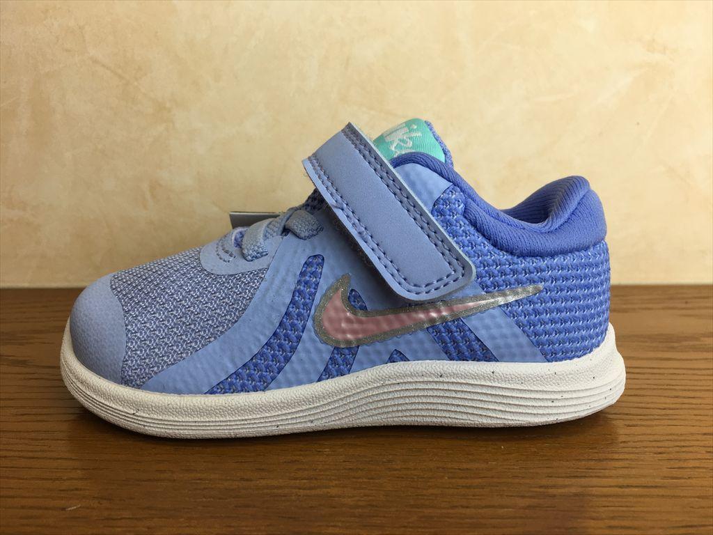 画像1: NIKE(ナイキ) REVOLUTION 4 TD(レボリューション4TD) スニーカー 靴 ベビーシューズ 新品 (341)