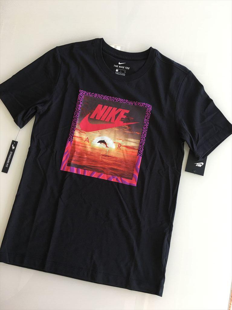 画像1: NIKE(ナイキ) アクアフォト トップス カットソー Tシャツ TEE アパレル メンズ 新品 (1)