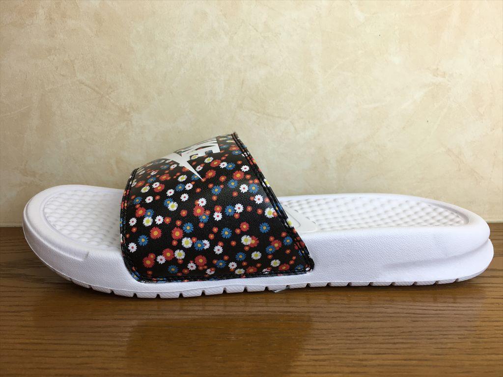 画像1: NIKE(ナイキ) BENASSI JDI PRINT(ベナッシJDIプリント) 靴 サンダル ウィメンズ 新品 (370)